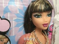 2008 Barbie My Scene Street Art Delancey Doll Rare