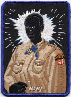 6 KERRY JAMES MARSHALL Complete Patch Set SOLD OUT BRAND NEW IN PACKAGING RARE