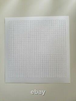 Alex Grey Signed & Numbered Blotter Paper Print (No. 36/100) RARE