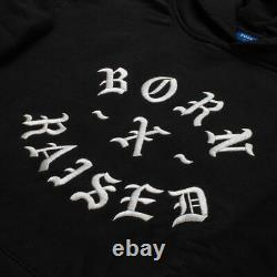 Born X Raised Front Street Hoody Black 2xl La Street Hood Wear Bape Supreme Rare