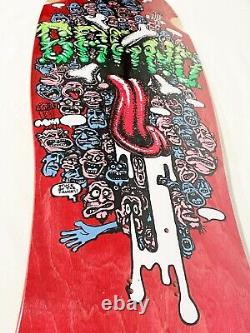 Brand-X RARE Riot Stick 80s Skateboard Kryptonics Powell Santa Cruz Dogtown
