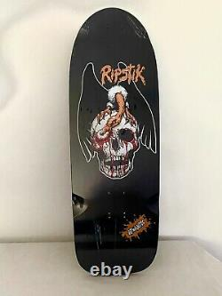 Brand-X RARE Ripstick 80s Skateboard Kryptonics Powell Santa Cruz Dogtown