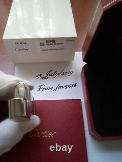 Cartier Lighter Railroad Rare Special Edition Asia New Decor Bnib, Art, Mint