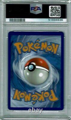 Charizard V Full Art Secret Rare 2020 Pokemon Champion's Path 079/073 Psa 9 Mint