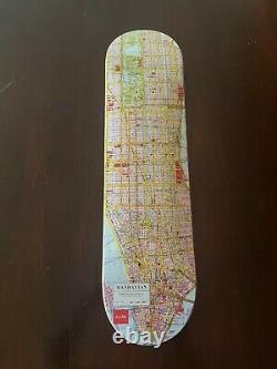 Chocolate Skateboards Gino Iannucci Deck NOS RARE EVAN HECOX ART