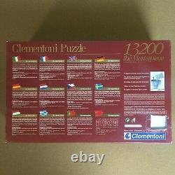 Clementoni 13200 The Creation of Adam, by Michelangelo Jigsaw Puzzle rare new