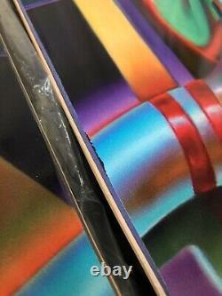 DGK x Ron English Full Set skateboard decks New, Rare, Limited Edition