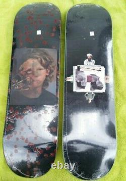 FuckingAwesome Jason Dill Holographic Skateboard Deck RARE AVE