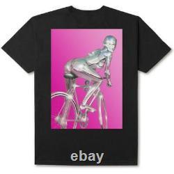 Hajime Sorayama Huf T Shirt Men Rare Medium M Ride Tee Fashion Art Japan F/s