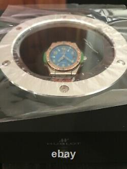 Hublot Big Bang Pop Art Limited Edition 200 Made, Complete Set, Extremely Rare
