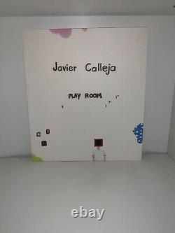 Javier Calleja Playroom Rare Book Brand Newnever Used
