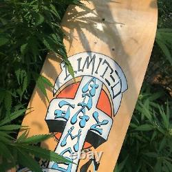 Jay Adams Skateboard RARE Limited Pep Williams art by Marcello Vercelli 2011