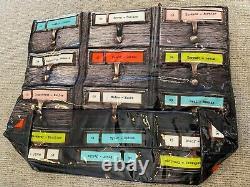 KATE SPADE Card Catalog, Library Required Reading Tote Bag Bon Shopper Purse