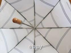 LOUIS VUITTON Foundation Art Museum Limited Folding Umbrella Gray Very rare