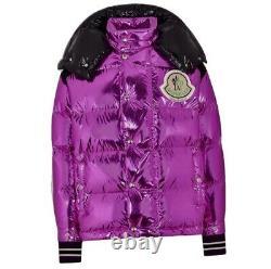 Moncler x Palm Angels Tim Rare puffer coat Jacket size 1