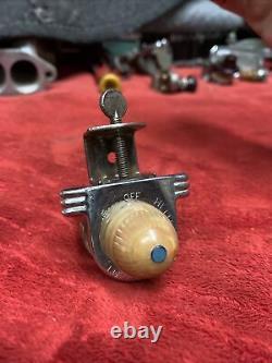 NIce Vintage Accessory Under Dash Heater Switch Low rider Bomb Hot Rod Rat Og