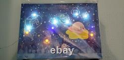 Officially Licensed Nintendo Kirby Led Canvas Rare Japan Exclusive Retro Art