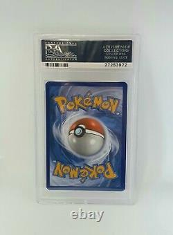 PSA 10 Espeon GX Secret Rainbow Rare Full Art 152/149 Pokemon Sun & Moon