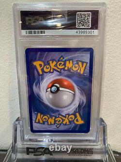 PSA 10 Full Art Holo Zekrom Black & White Pokemon Card 114/114