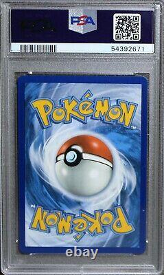 PSA 10 GEM MINT Pokemon Sword & Shield Snorlax VMAX Secret Rare Full Art 206/202
