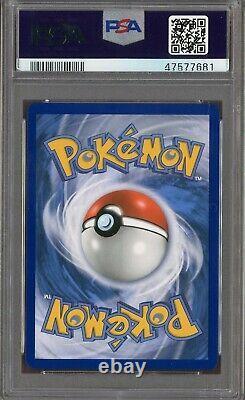 PSA 10 Umbreon GX Secret Rainbow Rare Full Art 154/149 Pokemon Sun & Moon