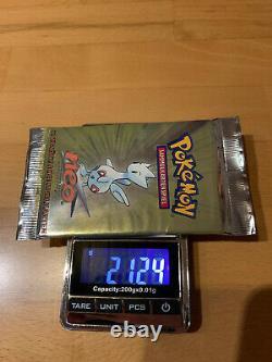 Pokémon Booster Neo Destiny Art Work Togetic OVP Heavy! TCG Rare