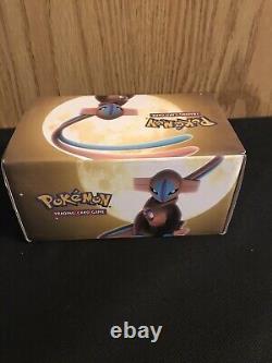 Pokemon Deoxys Art Bundle Box! Pocket Monster! Includes Cards & Sealed Packs