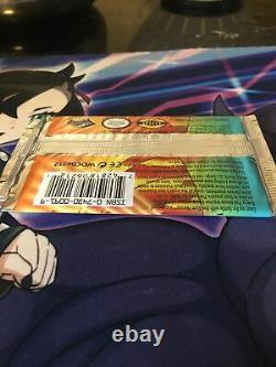 Pokemon Unlimited Gym Heroes Booster Pack Sealed HEAVY PACK Erika Artwork