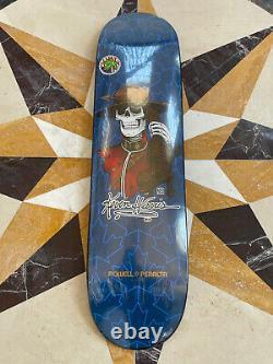 Powell Peralta Kevin Harris reissue Skateboard Deck NOS RARE Santa Cruz Sims