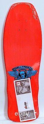 Powell Peralta Per Welinder Streetstyle (rare) Hotpink Deck! (re-issue)brandnew