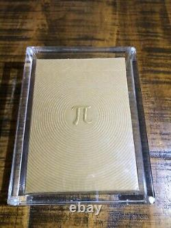 RARE King Wild Project Pi Craft Edition Gilded #2/25 deck playing cards