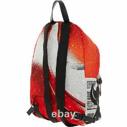 RARE Moschino Couture Multicoloured Abstract Pop Art Backpack RRP £500