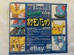 RARE Vintage 1999 Legendary Birds POKEMON tshirt size S Nintendo anime