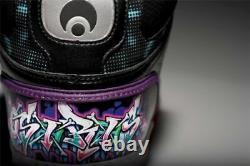 RISK Graffiti Street Art Rare Collector Osiris Limited Bronx NYC83 d3 dvs 5 SEEN