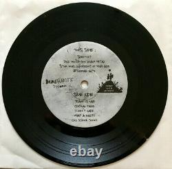 Rare 2007 Banksy Vinyl Record Album Art SL-27 7 LP LIMITED TOUR EDITION x/50