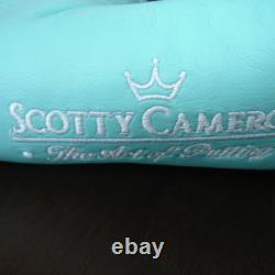 Scotty Cameron Art of Putting Tiffany Blue Headcover Rare New
