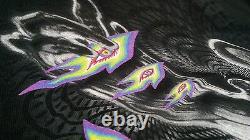 Tool 2002 Tour Lateralus XL T-shirt (new!) Alex Grey Artwork Long Oop Mega Rare