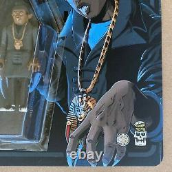 Trap Toys Nas Nasferatu Bootleg Hand Painted Urban Art Resin Rap Toy Figure Rare