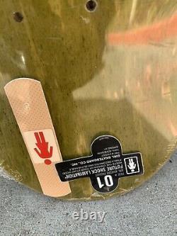 Vintage Girl Skateboard 2001 #1 Rick McCrank Cloudking Adhesive Product Rare NOS
