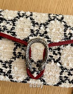 1490 Gucci Vendu Rare Nouveau Et Ne Jamais Utiliser Dionysus Clutch Crossbody Bag