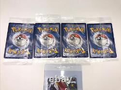 (1) Shiny Charizard V Pokemon Champions Path 079/073 Full Art + 4 Cartes Promo