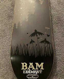 Bam Margera Rare Skateboard Deck Element Future Est Nature Twilight Series