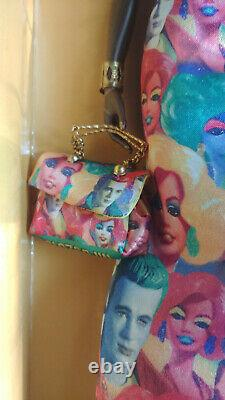 Barbie Pop Art Vogue Mfds Onff! Convention De Madrid 2015 Ultra Rare
