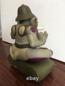 Boombox Ganesha Par Doze Green Vintage Kidrobot Vinyl Art Figure Graffiti Rare