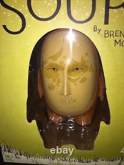 Brendan Monroe Sdcc Orange Version Sour Art Figure Kaws Kidrobot (2006) Rare
