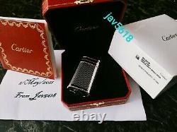 Cartier Lighter Trinity Decor New Gold, 3 Anneaux, Bnib Ultra Rare, Art, Monnaie