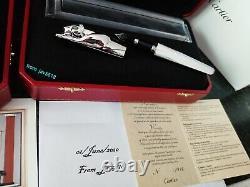 Cartier Panthere Panther F. Pen. Exceptionnel, Artrelic, Ultra Rare, Nouveau, Premier