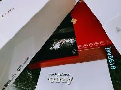 Cartier Tiger F. Pen Prestige Art Exceptionnel L. E 100 Ultra Rare, Nouveau
