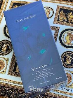 Clive Christian Addictive Arts Vision In A Dream Psychedelic Brand Nouveaux Rare Hommes