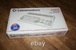 Commodore Amiga 500 New Art Stefanie Tücking Limited Edition Ultra Rare! Ovp